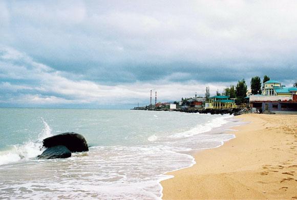 есть ли курорты на каспийском море всего подойдет резиновый